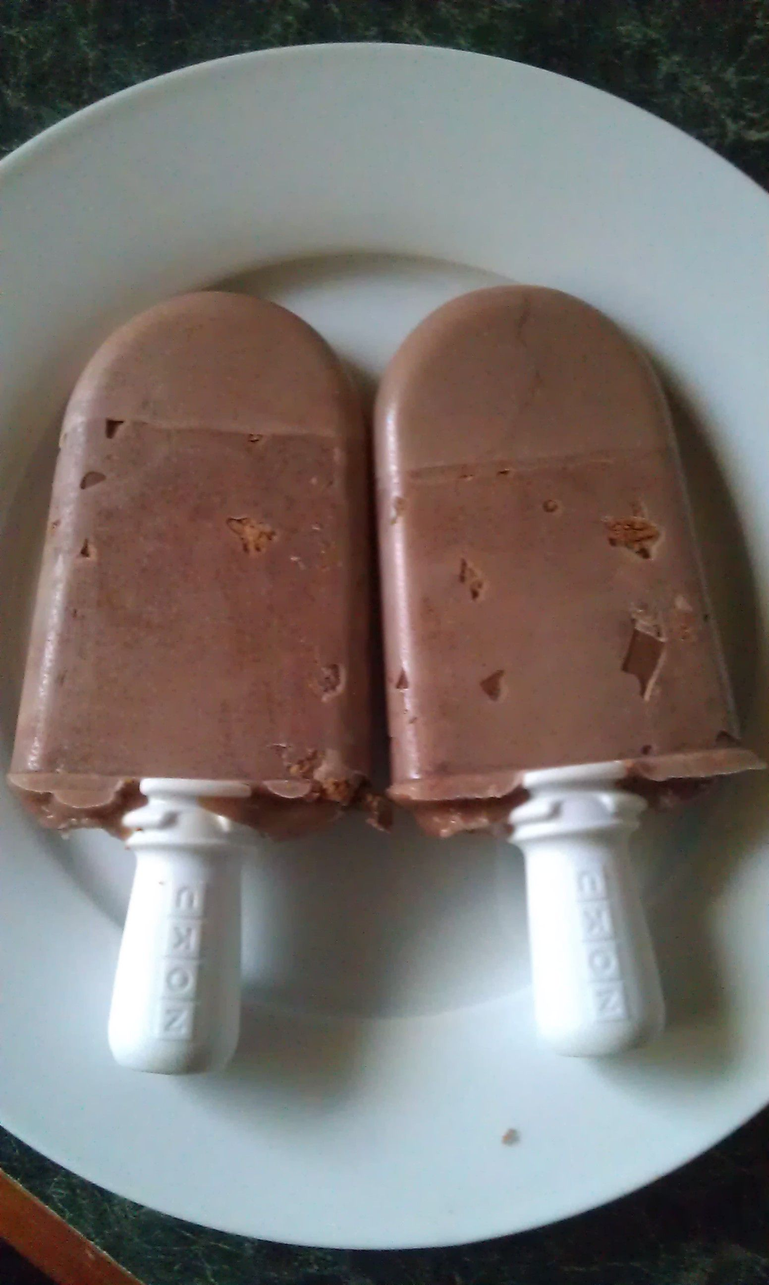 Tim Tam and Chocolate Milk Ice Blocks  Perfect to make in our DIY Zip Pop tubes! www.zippops.com.au