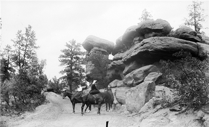 Garden of the Gods El paso county, Colorado springs