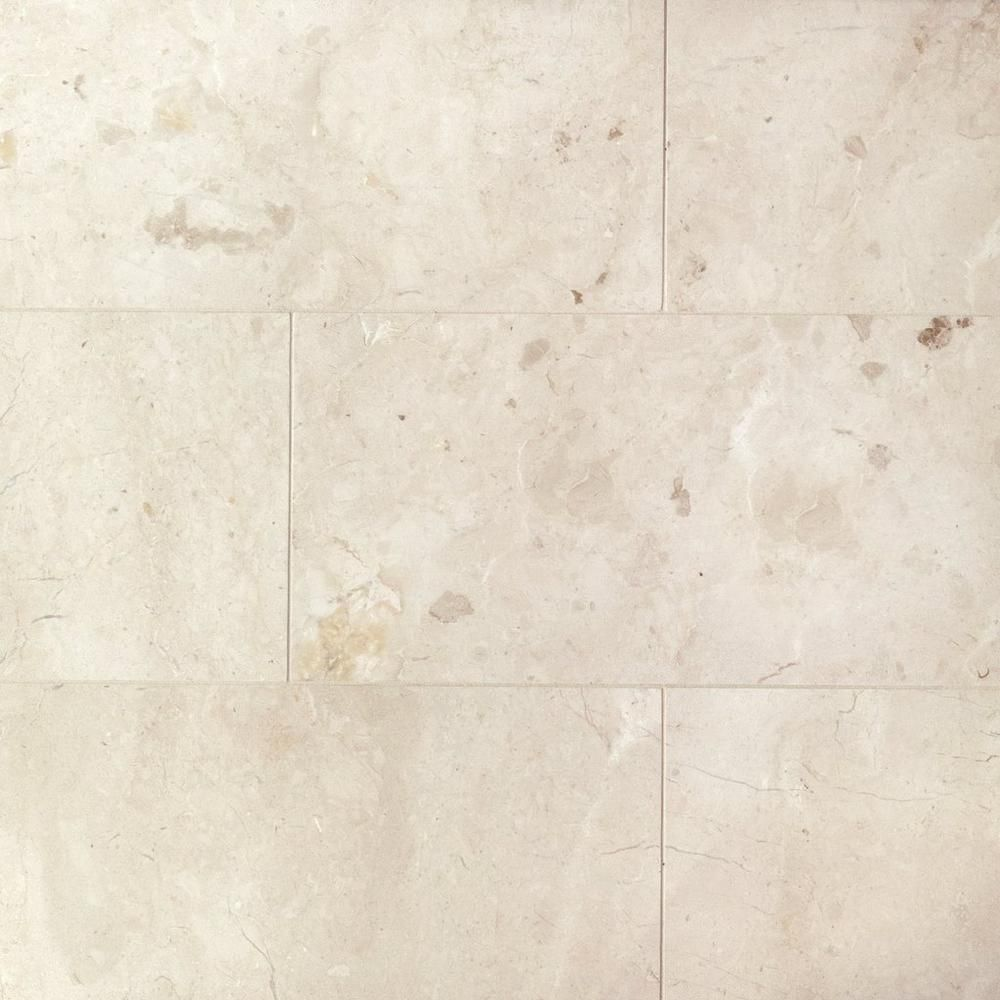 Tuscany Cream Polished Marble Tile Floor Decor Polished Marble Tiles Flooring Marble Tile Bathroom