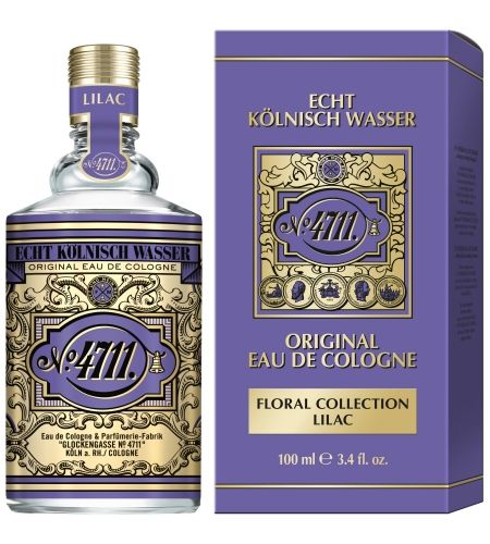 Floral Collection Lilac Fragrance By 4711 2019 Perfumemaster Com