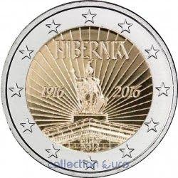 Moeda 2 Euros Comemorativa Irlanda 2016 Centenário Da Revolta Da Páscoa De 1916 Na Irlanda Moedas Raras Moedas Olimpicas Moedas De Ouro