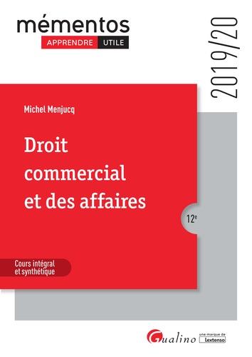 Droit Commercial Et De Affaire Edition 2019 2020 Michel Menjucq Page Connexion Methodologie La Dissertation Juridique Pdf