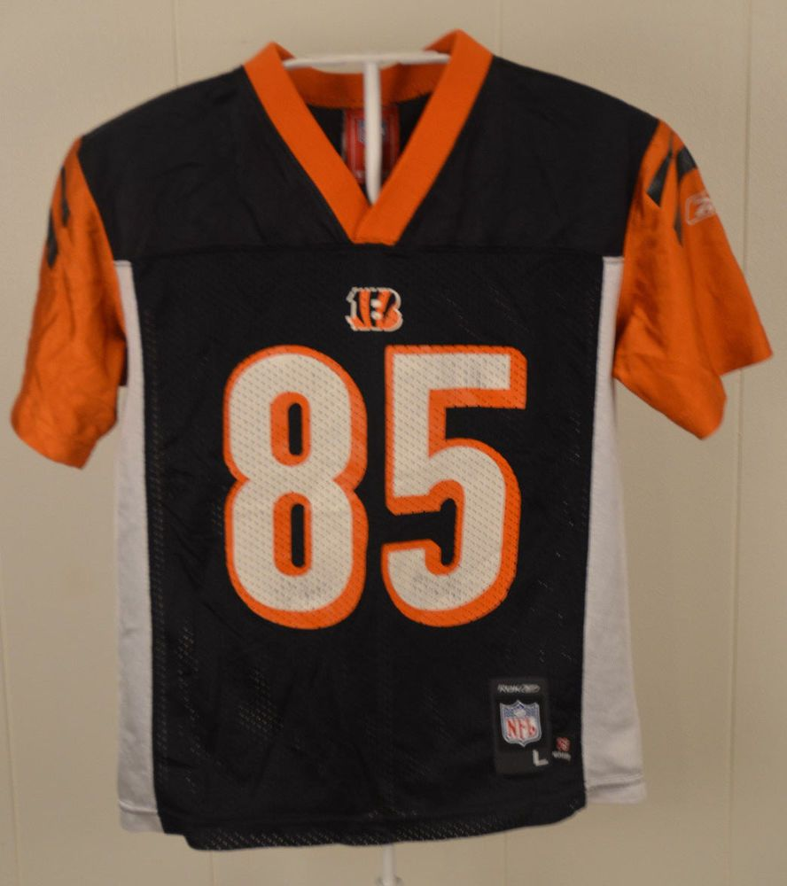5202fba20 Reebok Cincinnati Bengals #85 Chad Johnson NFL Football Jersey Youth Large  7 #Reebok #CincinnatiBengals