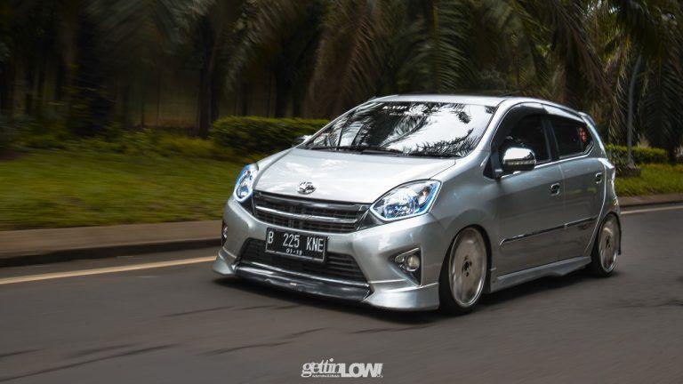 Model Modifikasi Mobil Ayla Warna Silver Untuk Inspirasi Modifikasi Mobil Art Modifikasi Mobil Ayla Cute Car Vehicles