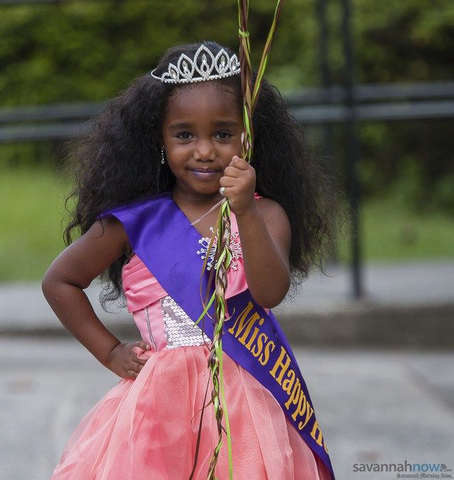 Little Miss Happy Headed Pageant Black Kids Hairstyles African American Girl Natural Hair Styles