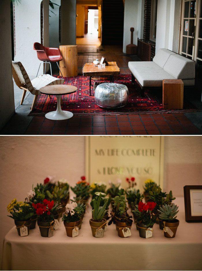 Poppytalk - O belo, o decadente eo artesanal: Casamento Real: Judith + Chris