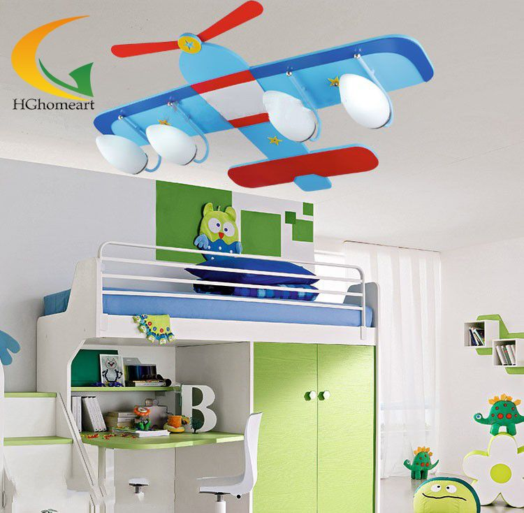 Kids Room Ceiling Lights Children S Ceiling Lights Bedroom Kids Room Ceiling Lamp Of Glass Wood Cre Kid Room Decor Ceiling Design Bedroom Bedroom Ceiling Light