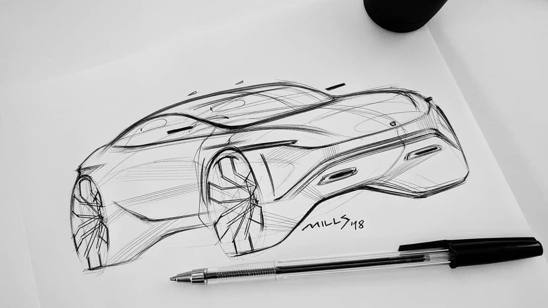 240 I 365 Automotive Transport Design Automotivedesign Autodesign Cardesign Cardesigner Designstudy Carsketch Sketch