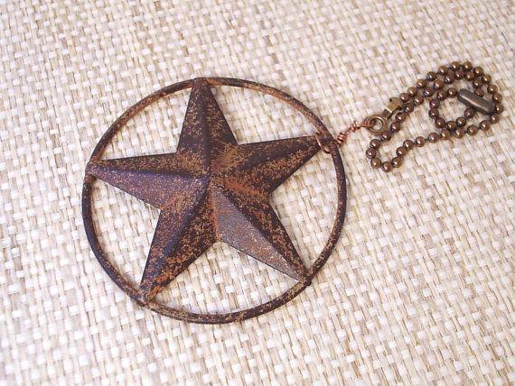 Star Ceiling Fan Pull Chain