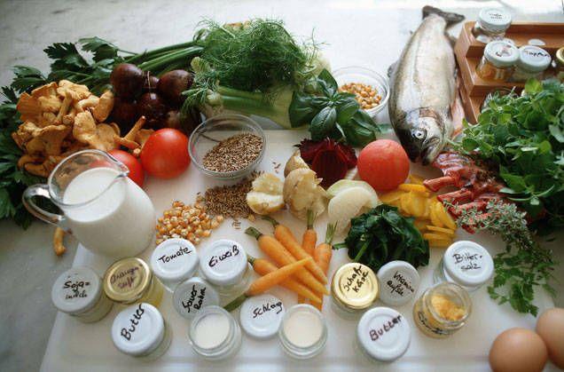 The Mayr Clinic Austria Healthy Advice Healthy Alkaline Diet