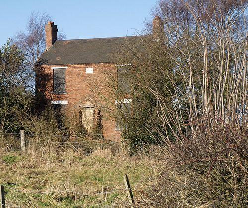Abandoned, Abandoned Places, Cottage