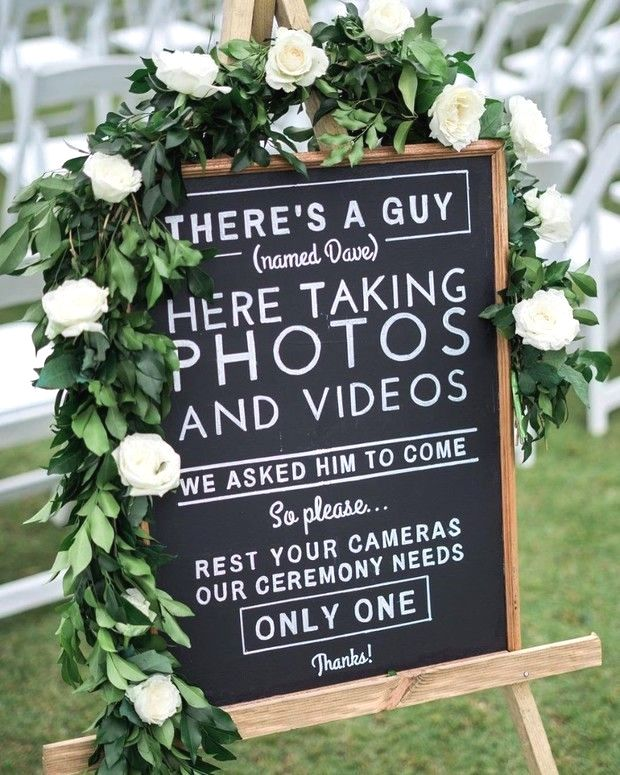 Steps to make Sure Your Guests Get the Unplugged Memo marriage ceremony unplugged unpluggedwedding e How to Make Sure Your Visitors Obtain the Unplugged Memo