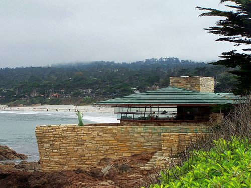 frank lloyd wright home from A Summer Place Movie