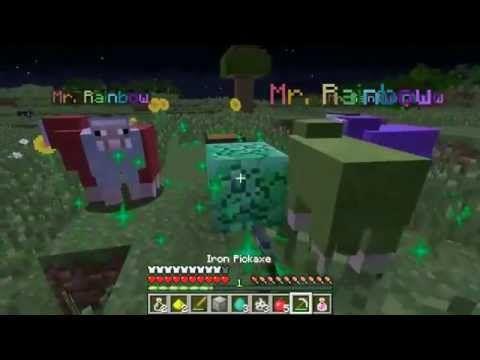 Popularmmos Minecraft Metal Lucky Block Mod Super Bob Evil Lucky With Images Popularmmos Minecraft Popularmmos Evil