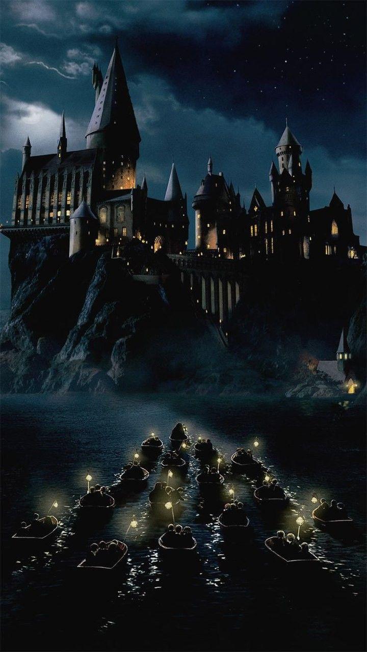 Harry Potter wallpaper.