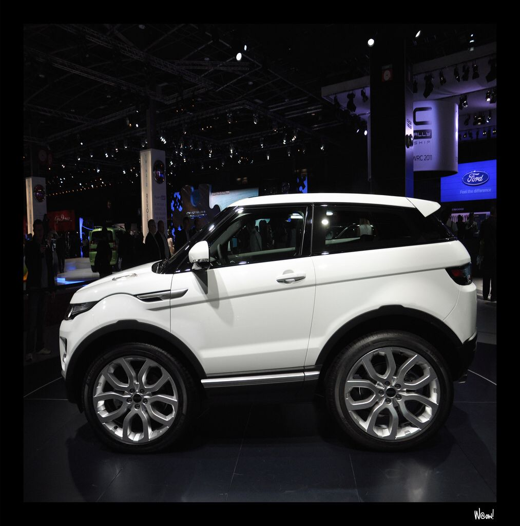 Mini Range Rover Evoque Smart Car Body Kits Small Cars Kit