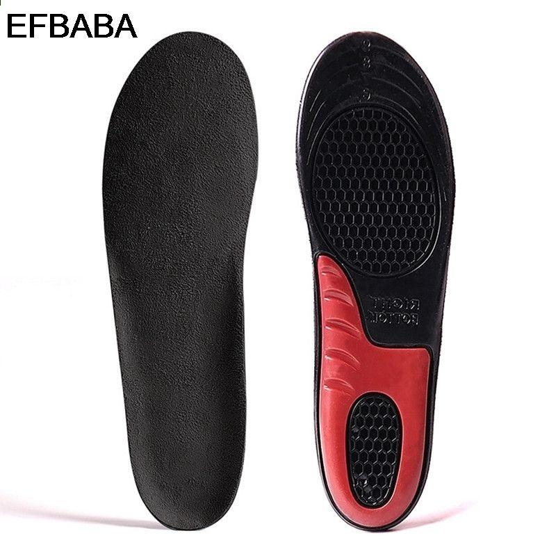 cheap for discount 8364e f5d8d EFBABA Sottopiede in silicone morbido da uomo scarpa ...