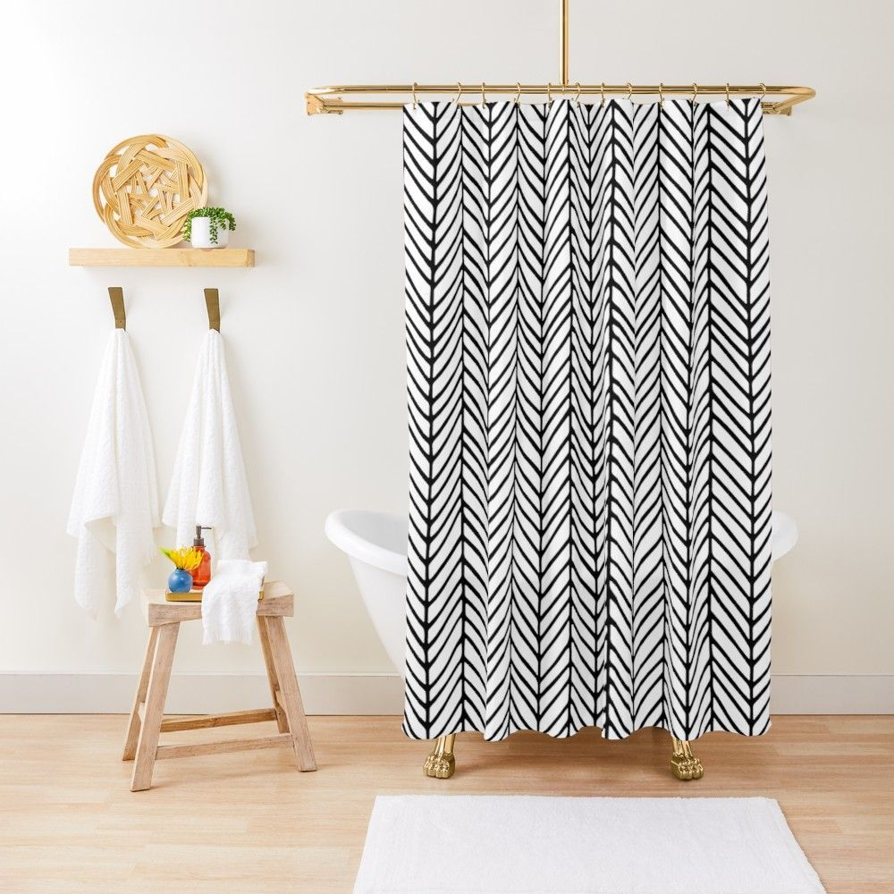 Bathroom Design Bathroom Design Tool Bathroom Ideas Bathroom Ideas Decor Bathroom In 2020 Scandinavian Shower Curtains Black Shower Curtains Scandinavian Showers