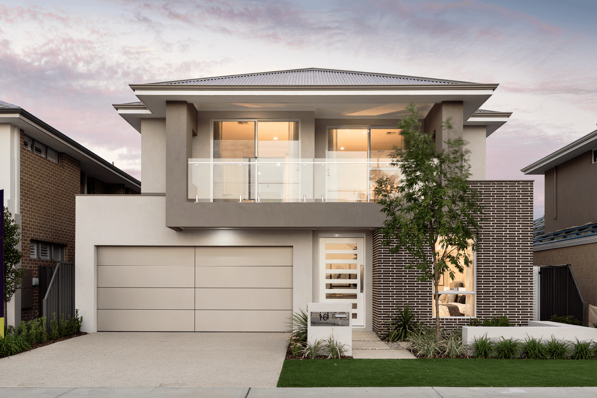 Single Storey Homes Perth | Ben Trager Homes | House plans ...