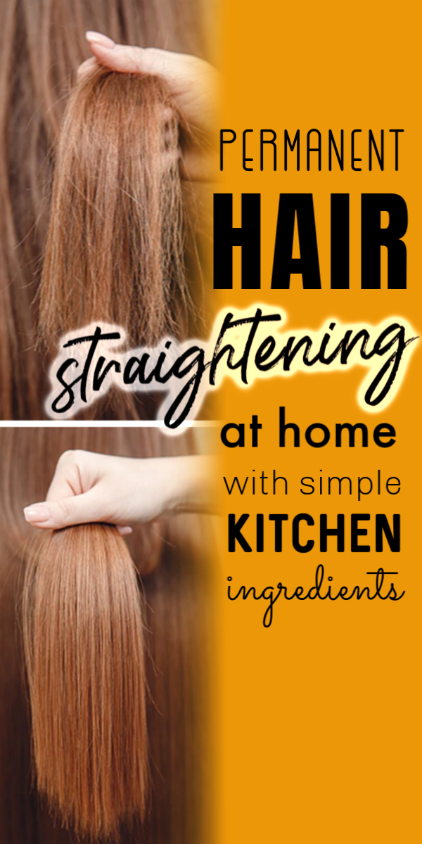 Permanent Hair Straightening With Simple Kitchen Ingredients Hair Haircare Selfcare Selfcaretips Beautyhacks Sel Hair Growing Tips Hair Long Layered Hair