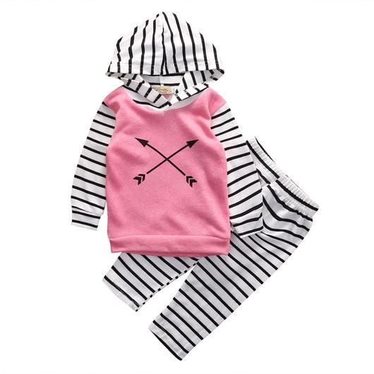 girl arrows winter clothing set - this store have THE coolest stuff for kids and babies!