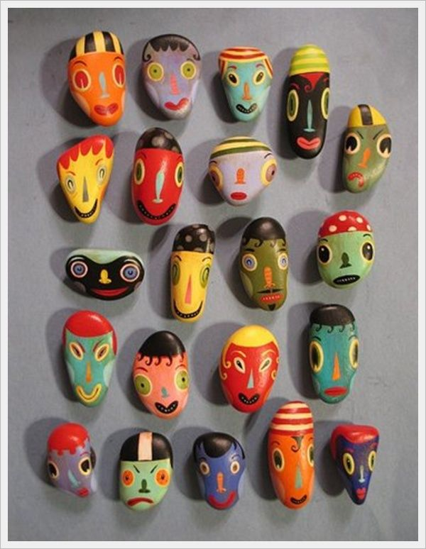 shares Facebook Twitter Google+ Pinterest StumbleUponThis is the latest art trend that has been discovered – painting on stones. Let us face it is a rocking craft that can work out to be really economical. Of course that depends on where you get the stones. What is stone art really good for? Paint a stone and make it into a magnet by sticking a magnet underneath. Of course you need to make sure that the stone is not too heavy. You can use it to decorate your garden and make it look even…