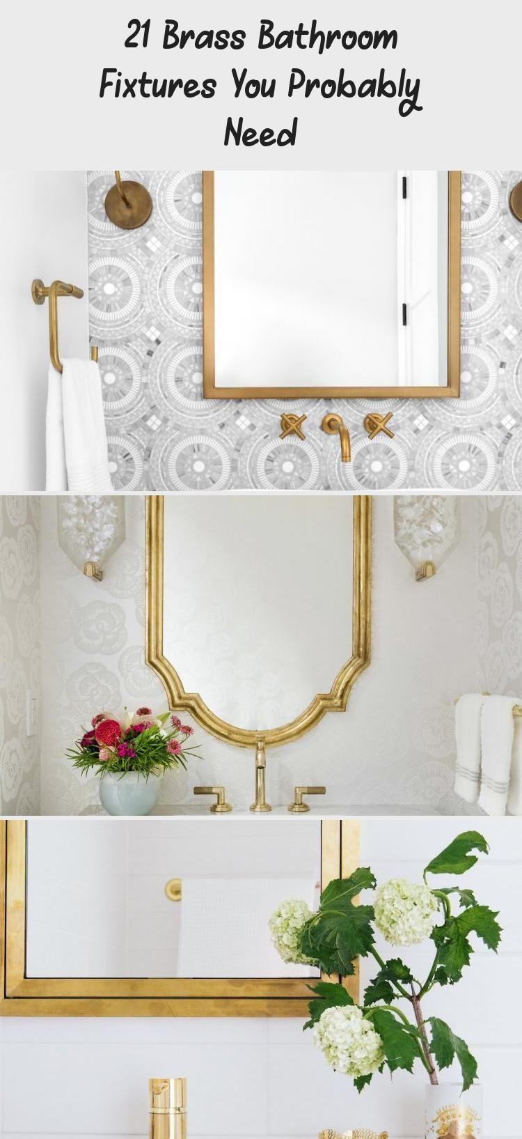 Photo of 21 Brass Bathroom Fixtures You Probably Need – Bathroom
