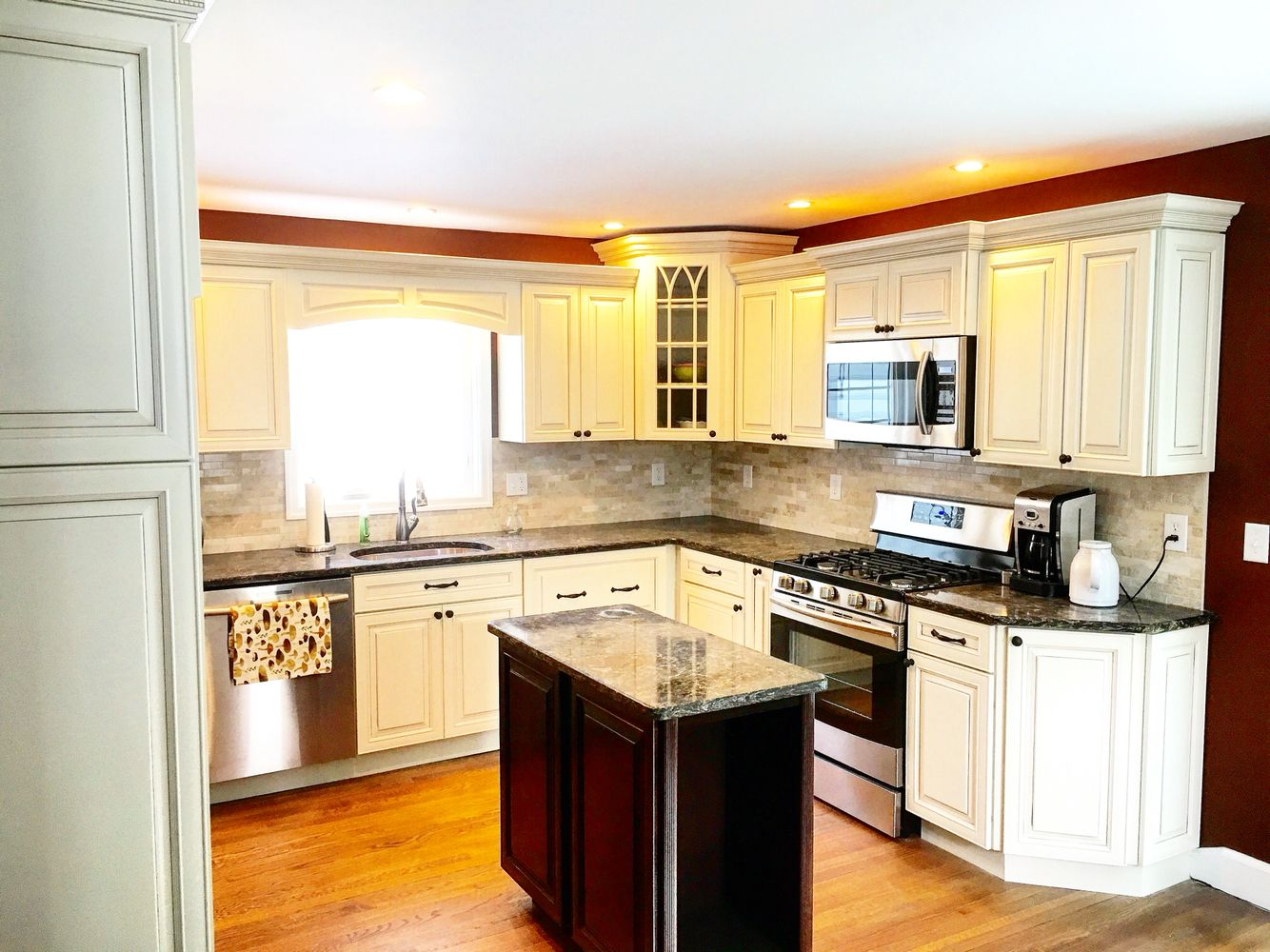 A beautiful kitchen install from north Wilmington