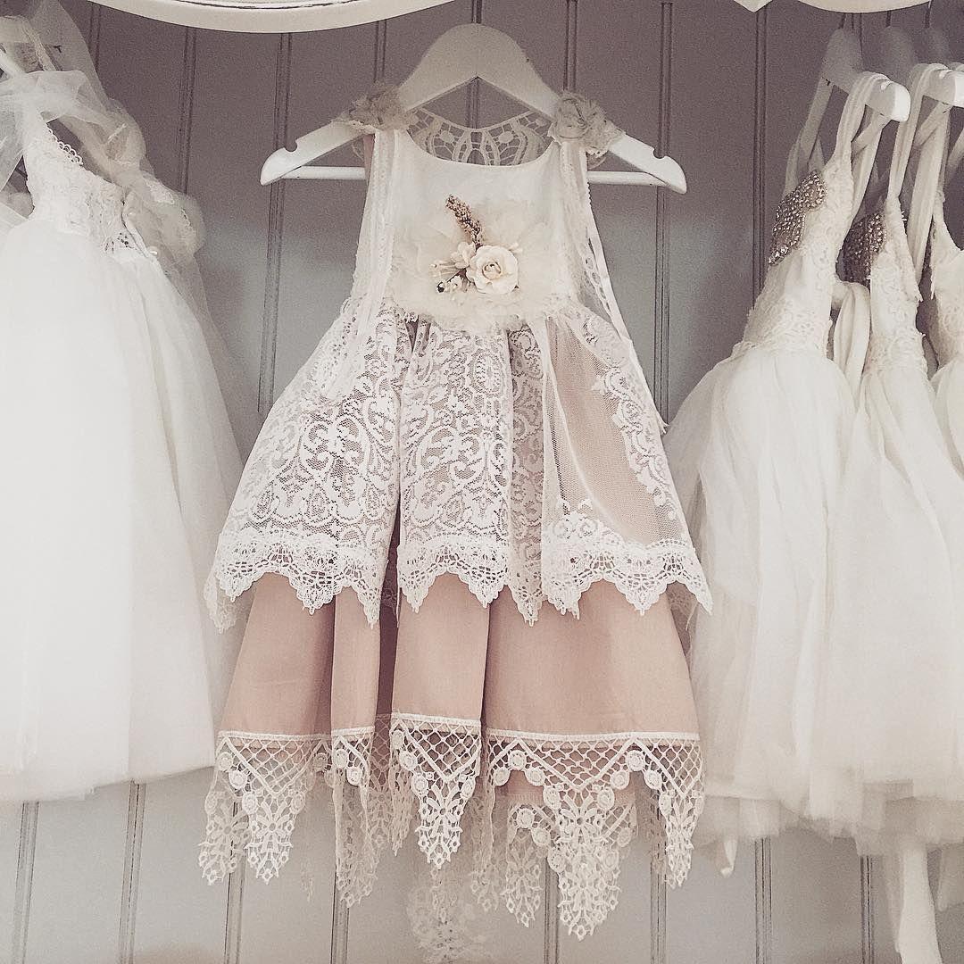 Dress by Dollcake #2016 #dollcake #flowergirldress