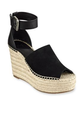 bdf8c20c0e7 Marc Fisher Ltd Women's Adalyn Espadrille Wedge Sandal - - No Size ...