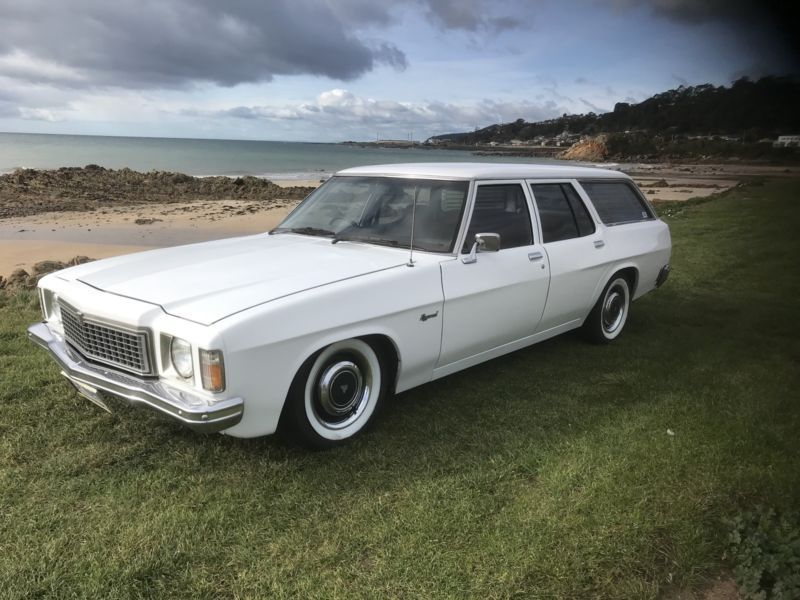 Holden Hz Kingswood Station Wagon V8 4 Speed Cars Vans Utes Gumtree Australia Burnie Area Burnie Holden Kingswood Classic Cars Muscle Station Wagon