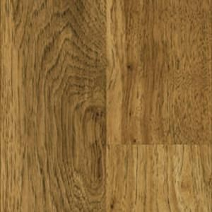 Trafficmaster Eagle Peak Hickory 8 Mm Thick X 7 19 32 In Wide X 50 25 32 In Length Laminate Flooring 21 Solid Hardwood Floors Flooring Cleaning Wood Floors