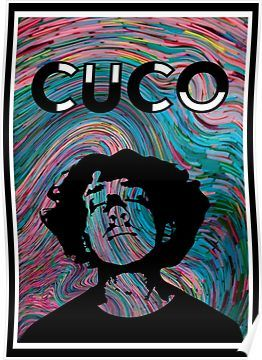 'Cuco Poster' Poster by carolyn-castro