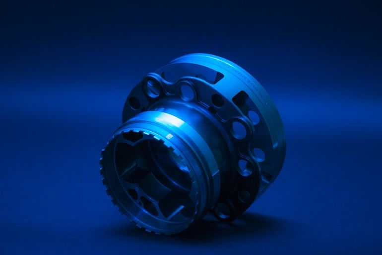 F1 - rear differential element