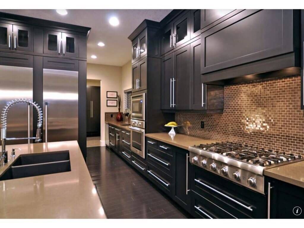 201 Galley Kitchen Layout Ideas For 2018  Galley Kitchens Galley Amazing 2 Wall Kitchen Designs Inspiration Design