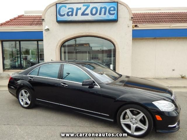 2010 Mercedes Benz S550 In Baltimore, MD At CarZone USA. Click On Image