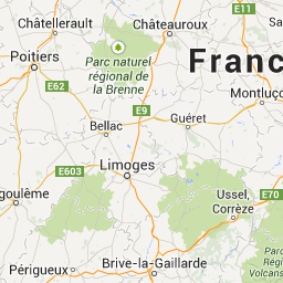 Through France avoiding tolls CalaisBayonne AboutFrancecom