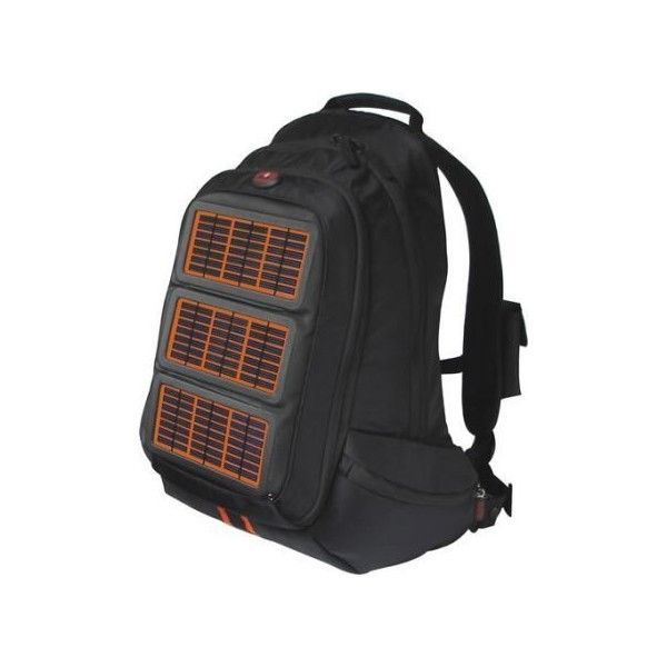 Gadgets Solar Your Voltaic Recharges Backpack RCqCp