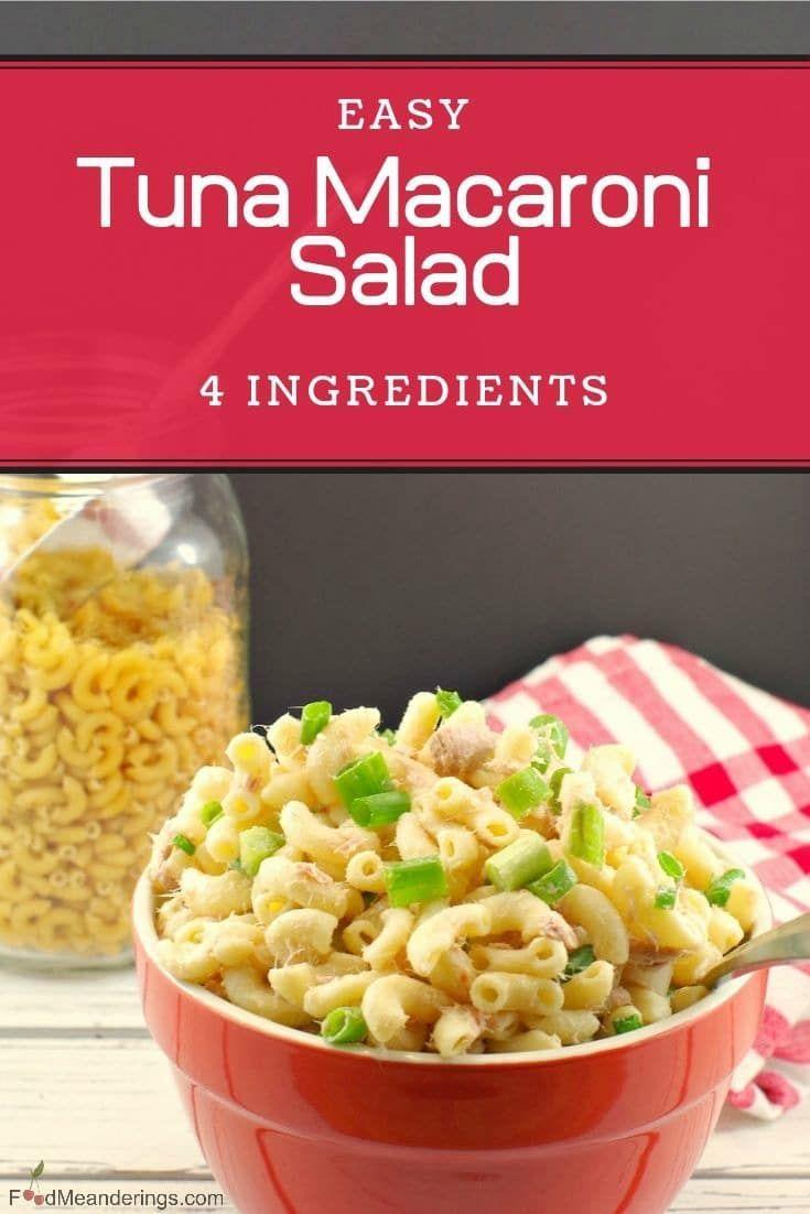Tuna Macaroni Salad images