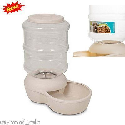Petmate Food Dispenser Prepossessing Petmate Food Storage Dog Cat Pet Feeder Le Bistro Dry Home Outdoor Decorating Design