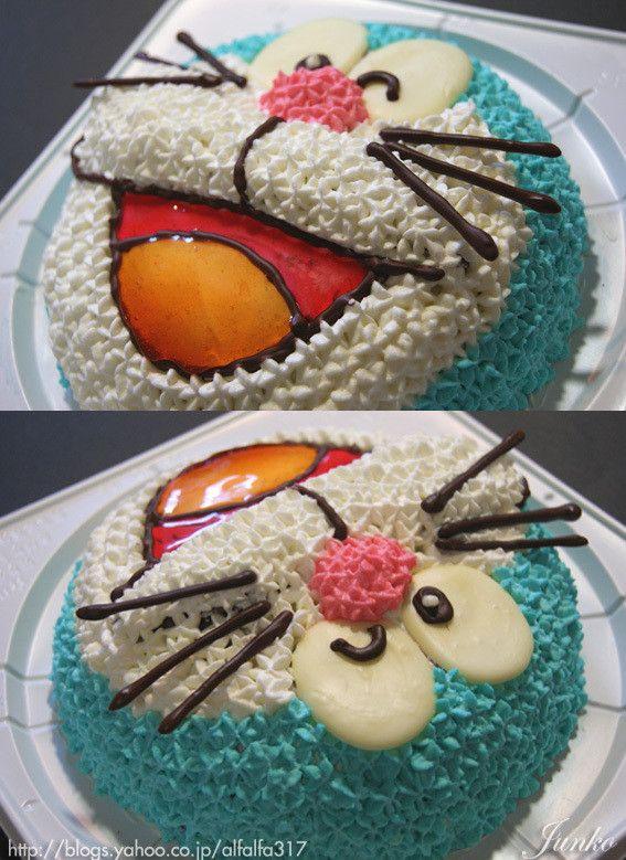 『リベンジ!ドラえもんのキャラクターケーキ・レシピ』