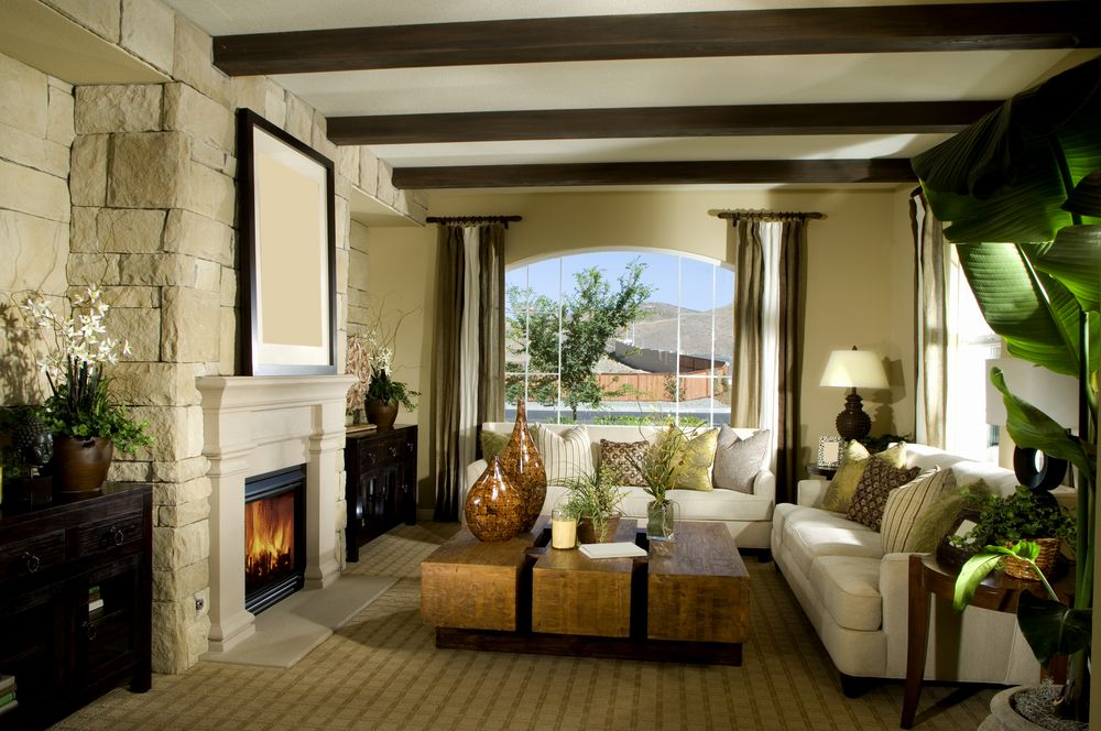 101 Beautiful Formal Living Room Design Ideas (2019 Images ...