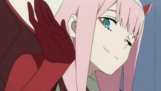 Wordpress Com Anime Smile Darling In The Franxx Anime
