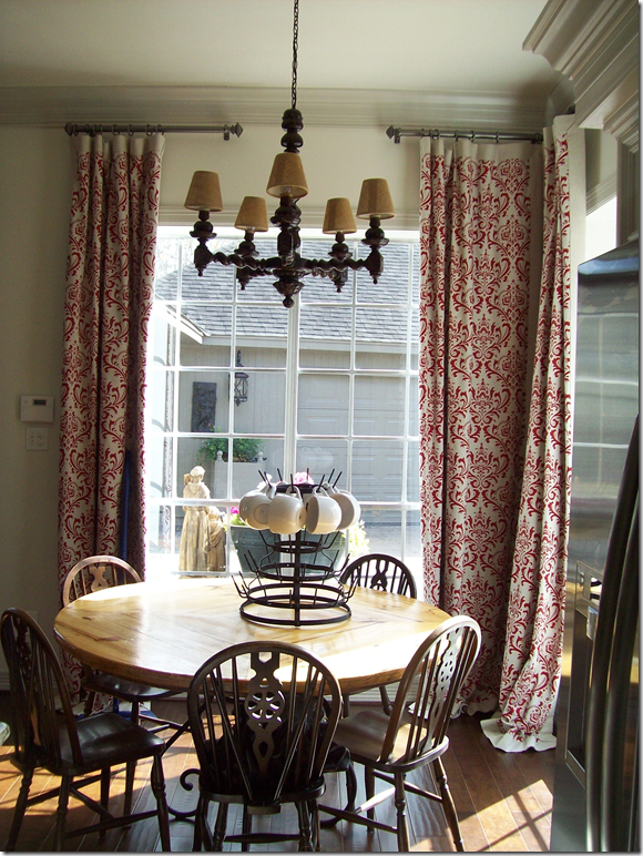 Love These Curtainsfor My Dining Room