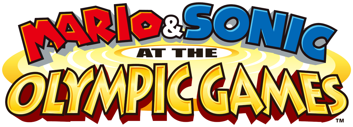 Mario And Sonic 2020 Winter Olympics.Mario Sonic At The Olympic Games Olympic Games Logo
