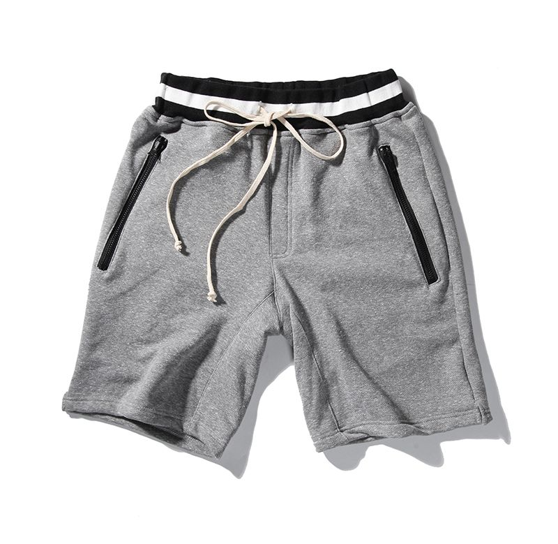 High quality 2017 Fashion sweat Shorts Casual Joggers summer men ...