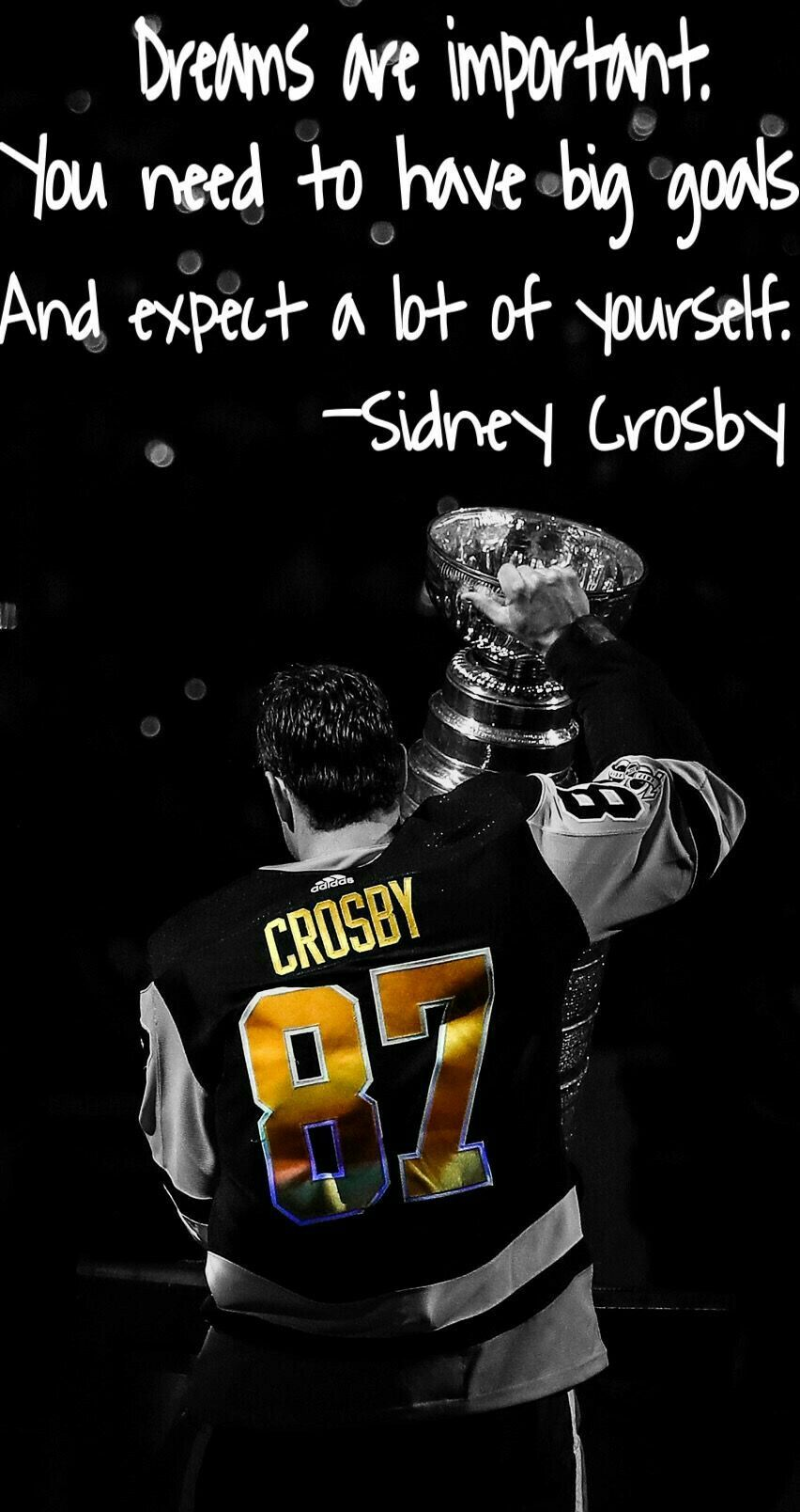 Pin by Pittsburgh Princess on penguins Hockey quotes
