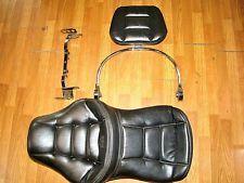 Corbin Motorcycle Seats & Accessories   Honda Goldwing ...   Goldwing Leather Seats