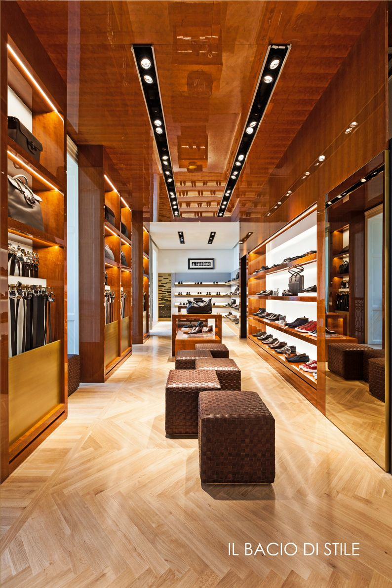 il Bacio di Stile, Men's store bútorgyártás, belsőépítészeti kivitelezés www.deco-design.hu