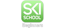 Ski School Beginners App - Beginners Ski Lessons  app for skiing. Great videos! Teaches you from putting on boots, walking in boots, to beginners skiing to expert skiing!
